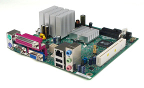 Intel D201GLY2 Mainboard