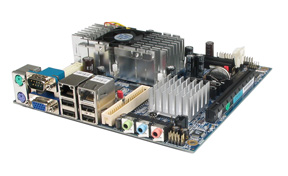 VIA EPIA SN18000G Mini-ITX Mainboard