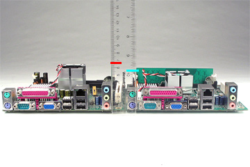 Little Falls Mainboard Comparison