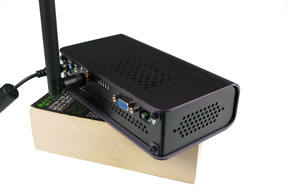 "Casetronic TE-T290 ""Anker PC:"" Pico-ITX with style!"