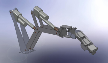 Rover2 Arm