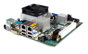 U.S. Debut: Fujitsu Mini-ITX