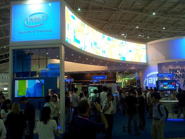Intel at Computex Taipei
