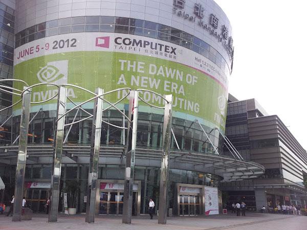Heading Home from Computex Taipei