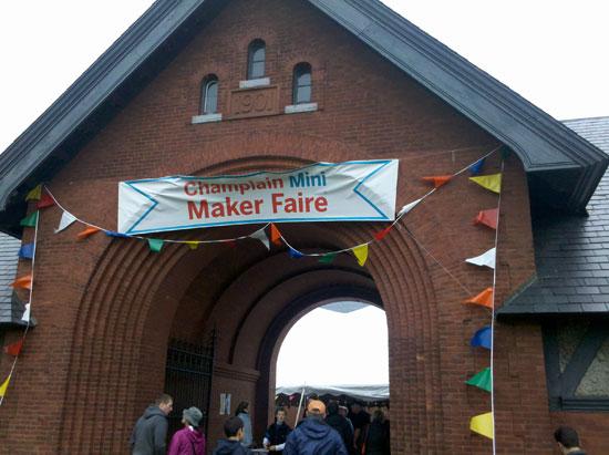 Vermont Makers Faire