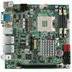 Mini-ITX Motherboard, Wide Temperature