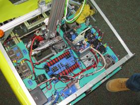 Robot Control Board