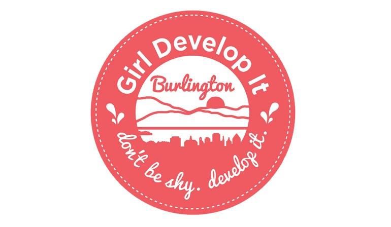 Girl Develop It Burlington VT Logo