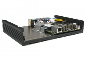 Fanless NUC Internal