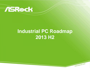 ASRock IPC and Logic Supply: Looking past the Marshalltown