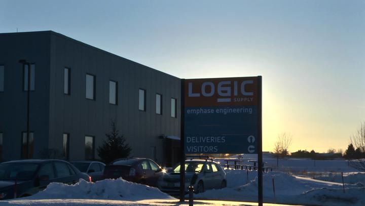 A Peek at Logic Supply's Building
