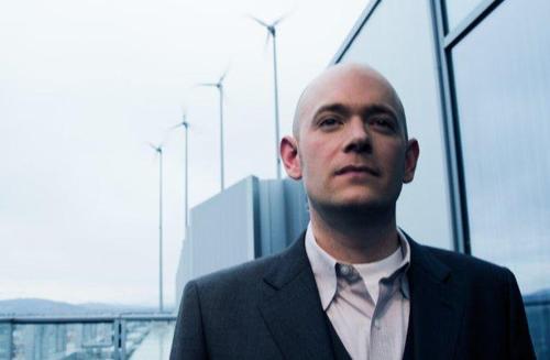Intel Futurist Brian David