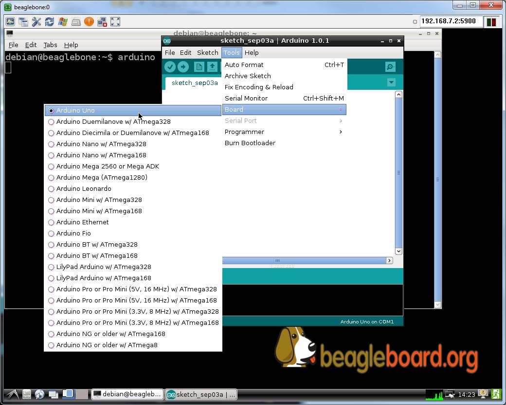 ATmega8 8MHz with Arduino Bootloader Cal-Eng
