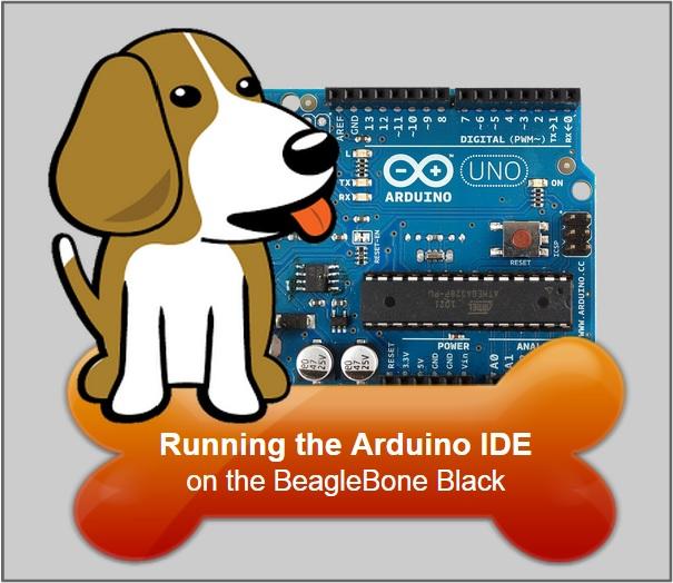 How to Run the Arduino IDE on the BeagleBone Black