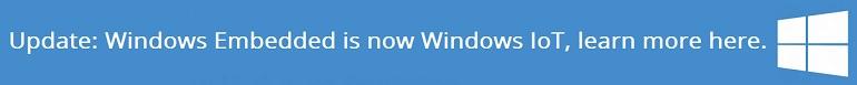 Windows IoT CTA