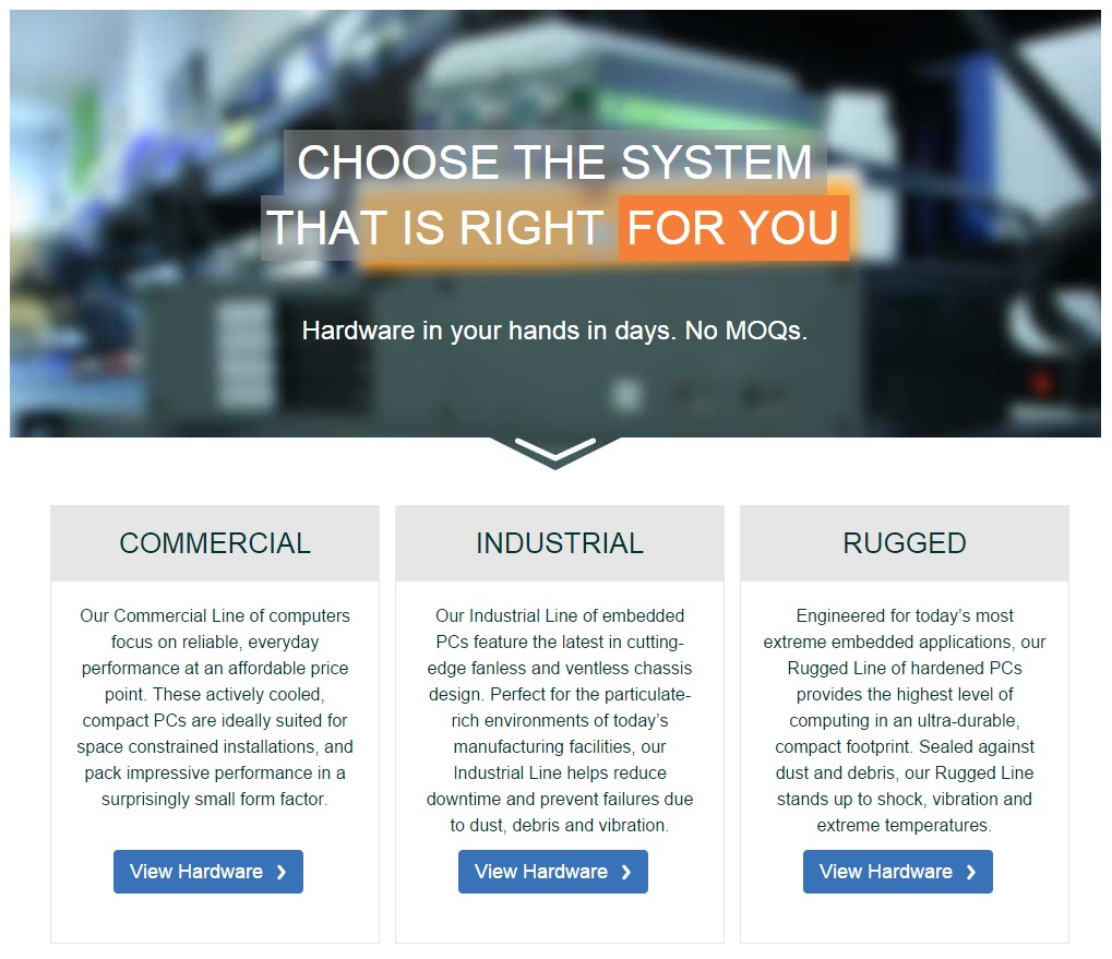 Logic Supply Introduces A New Way to Choose Your Perfect PC