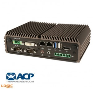 Cincoze DC-1100-10-TR ThinManager-Ready PC