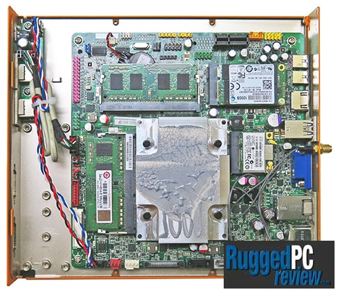 Rugged PC Review Features The ML210G-10