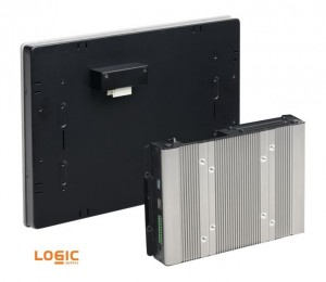 Cincoze Panel PC from Logic Supply