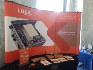 Logic Supply IoT Showcase Display