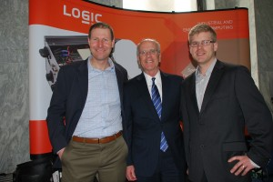 Logic Supply with Congressman Peter Welch