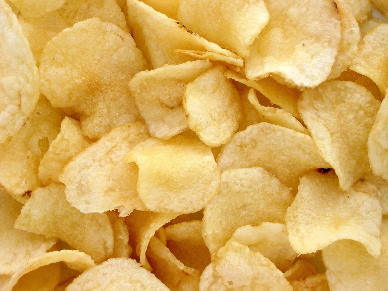 Avoiding a Mess Part 2: Snack Foods – Dust of a Different Kind