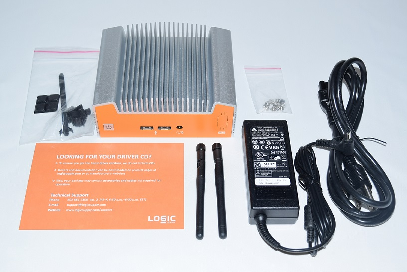 Anandtech Reviews the Logic Supply ML100G-30