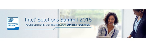 ISS 2015 Day 1 – Wind River® and Intel Partners of the Year