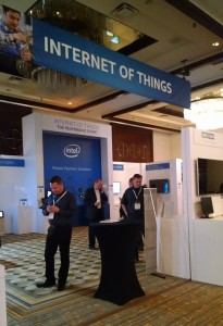 Intel Internet of Things Exhibit