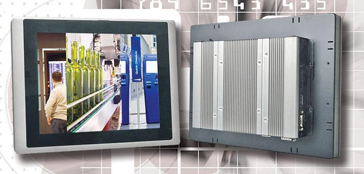 Logic Supply Cincoze Crystal Panel PC