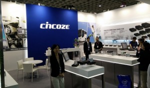 Cincoze at COMPUTEX 2015