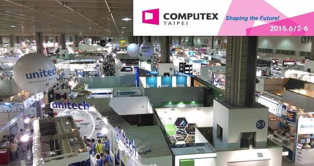 COMPUTEX 2015: IPC ARM, Cincoze and Intel's Braswell & Skylake
