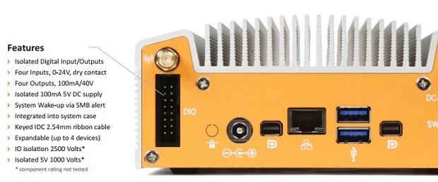 OnLogic ML100 DIO Port