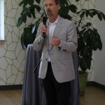 Logic Supply Grand Opening Speaker of the House Shap Smith