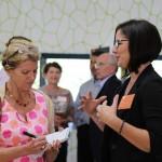 Logic Supply Grand Opening Molly Walsh and Lisa Groeneveld