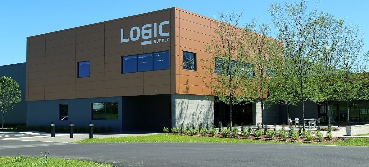 Logic Supply Building Expansion