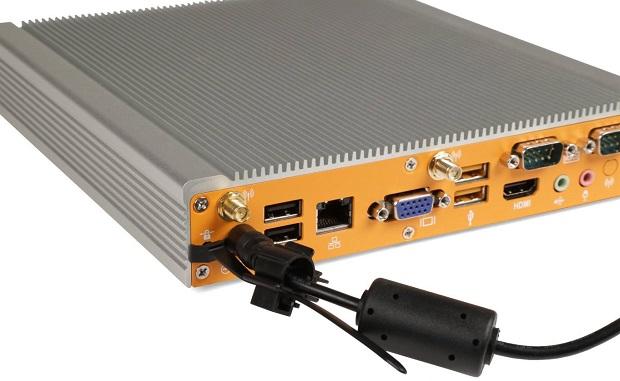 Locking AC Power Connector Logic Supply ML210G