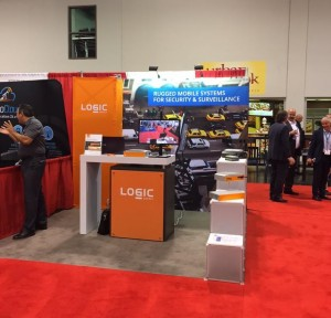 Logic Supply ASIS 2015 Booth