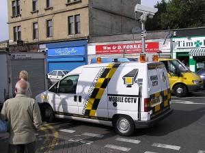 ASIS CCTV Van