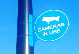 ASIS Camera Sign