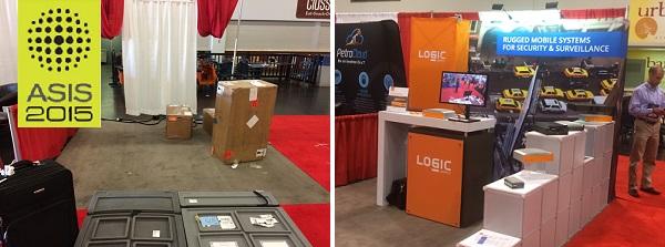 Asis 2015 OnLogic Booth