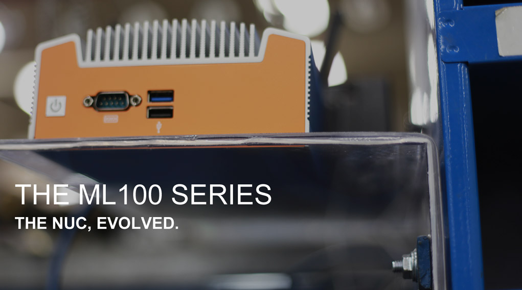 VIDEO: The ML100 Series – Intel's NUC, Evolved