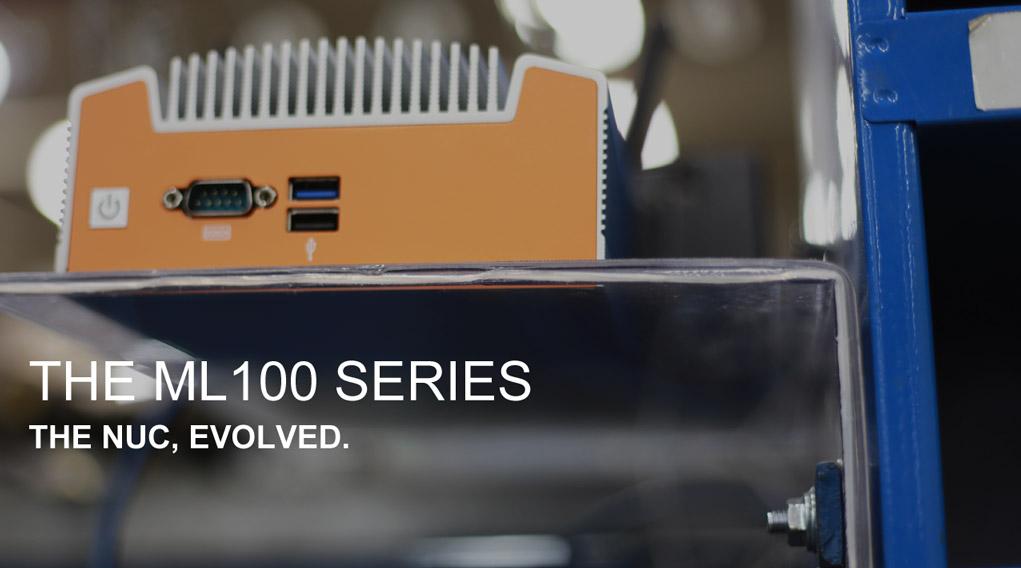 VIDEO: The ML100 Series – Intel's NUC, Evolved