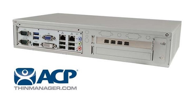 OnLogic TM600 with ACP ThinManager