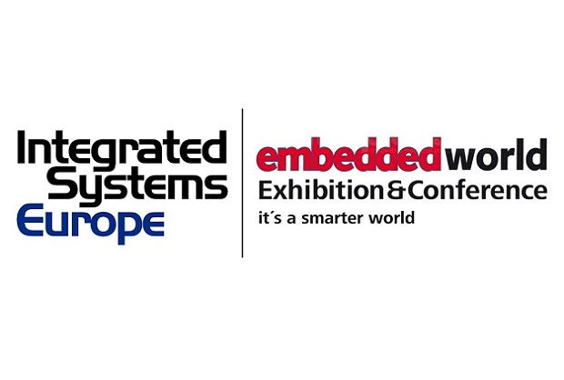 ISE and Embedded World Logos 2016
