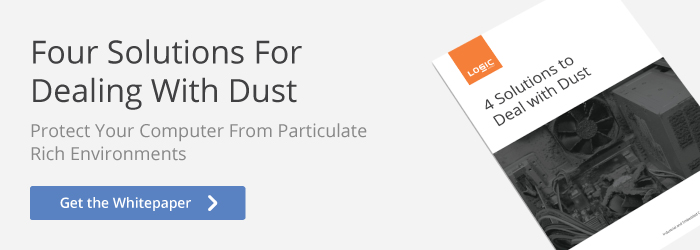 4 Solutions to Dealing with Dust White Paper