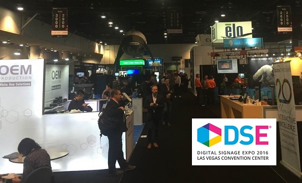 DSE 2016 Day 2: Interactivity & New Ways to Engage