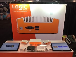 DSE 2016 Logic Supply Booth
