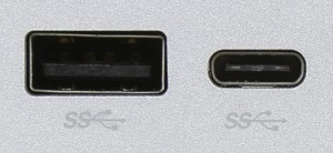 USB 3.0 Ports with Logo