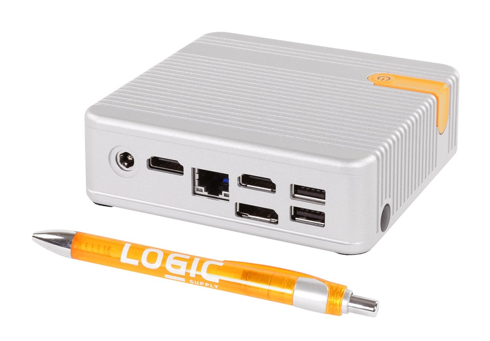 Introducing The CL100 – Our Smallest Fanless PC Ever